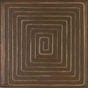 Panel Dedalus, 40 x 40 cm, dostępny tylko w In Situ, Powsińska 20A Warszawa.