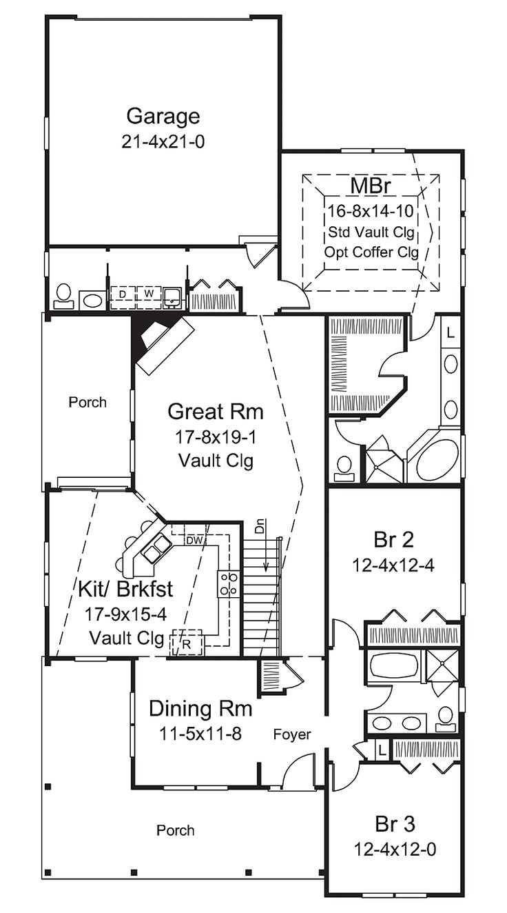 642 best Houses Floor Plans & Roof Pitches images on Pinterest