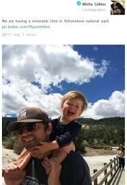 misha collins maison marie collins - Google Search