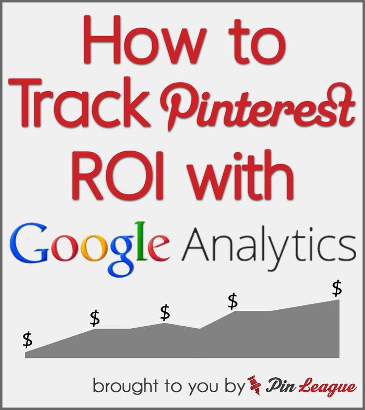 Track ROI with #Pinterest #Google Analytics Integration in 3 Easy Steps #socialmedia
