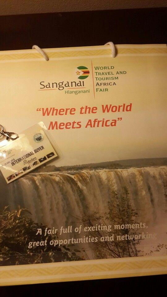 Sanganai Hlanganani World Travel and Tourism AFRICA FAIR