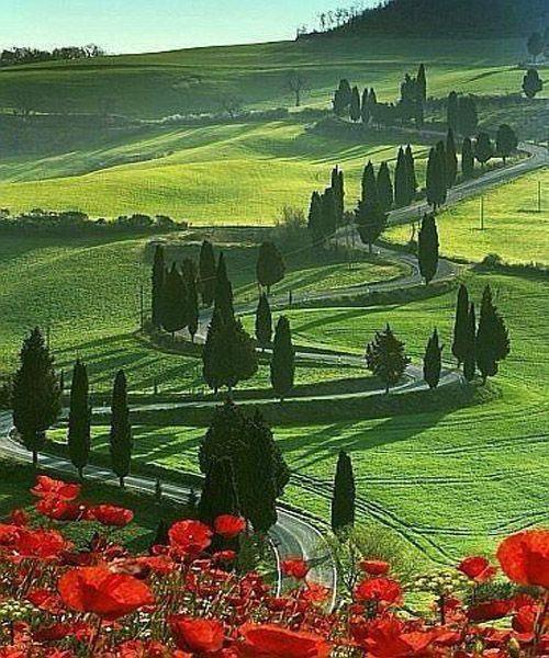 Tuscany Italy.