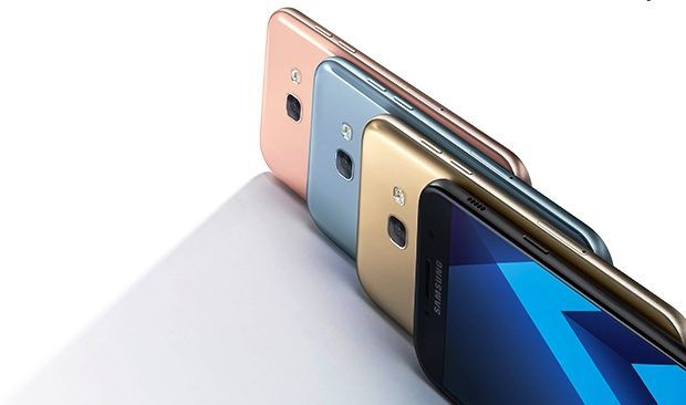Pretul telefoanelor Galaxy A5 si Galaxy A3 2017 in Romania
