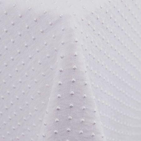 Hope  Color: Snow - La Tavola Fine Linen