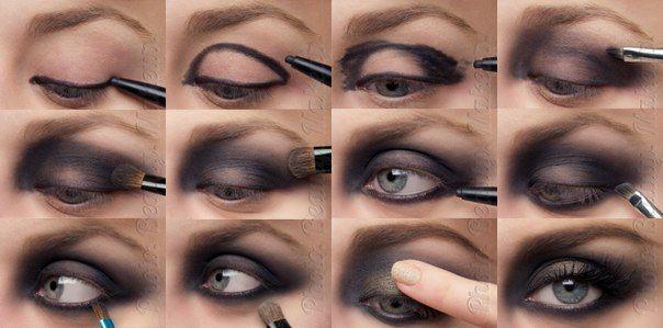 20s eye makeup kost me pinterest 1920er stil augen makeup und kost me karneval. Black Bedroom Furniture Sets. Home Design Ideas