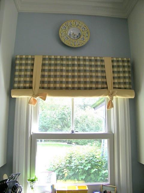 Bathroom window treatment?