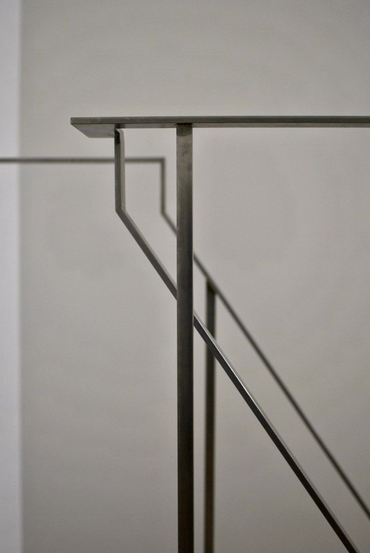 Railing detail // Álvaro Siza . Nadir Afonso Foundation . Chaves (35)