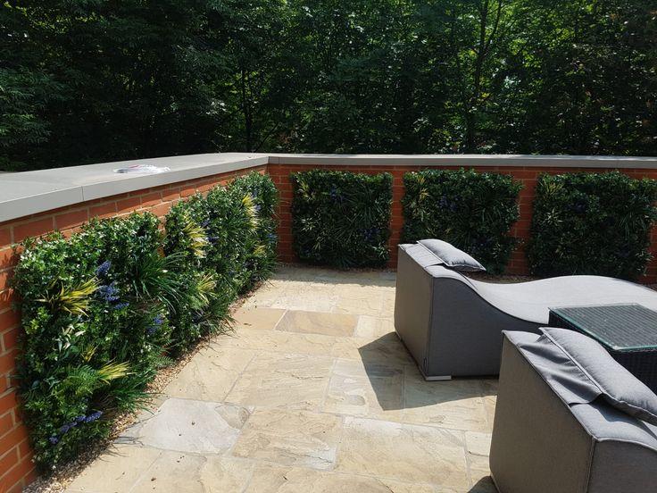 Sun Terrace | Patio, Green wall on Green Wall Patio id=61006