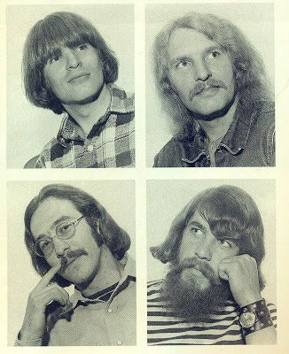 SIXTIES BEAT: Creedence Clearwater Revival