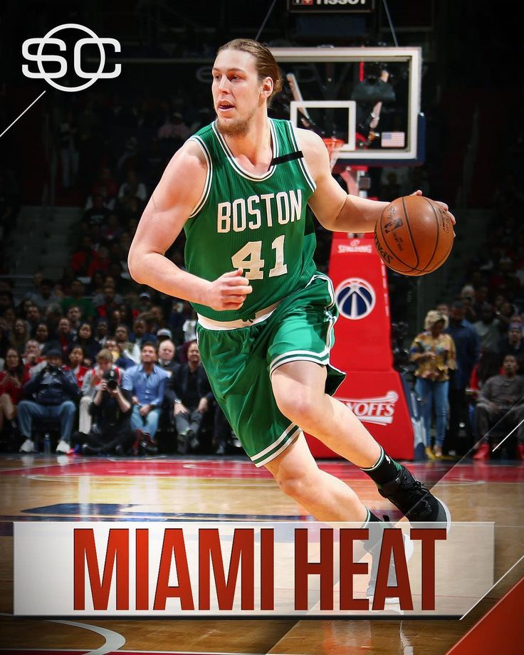 This Just In: Kelly Olynyk has agreed to a four-year, $50M-plus deal with the Miami Heat, his agent tells ESPN's Adrian Wojnarwski.