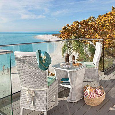 Easy Living - 50 Beachy Porches and Patios - Coastal Living