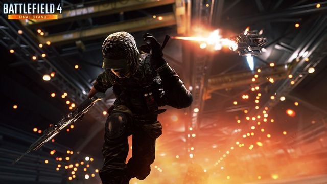 Final Stand DLC rolls out this week for Battlefield 4