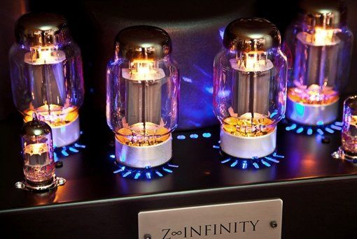 Z-Infinity Audio Z120F Tube Monoblock Power Amplifier