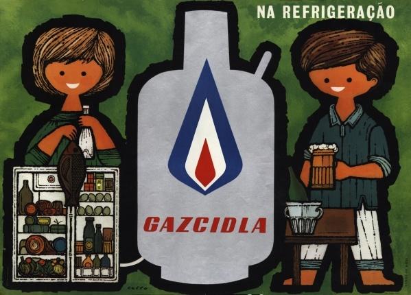 Gazcidla by João da Câmara Leme (1964)