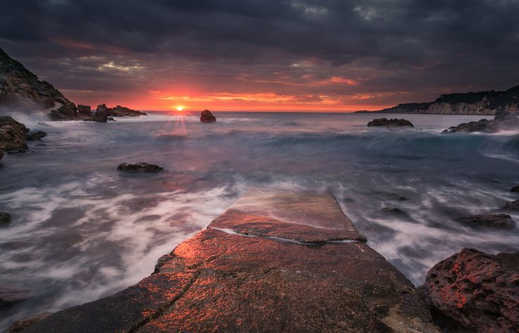 500px / Poseidon's Path by DB Photographe