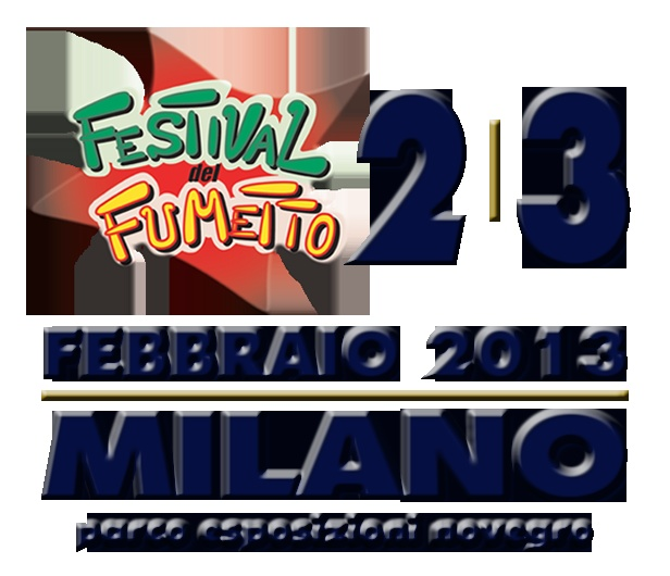 Festival del Fumetto 2013.