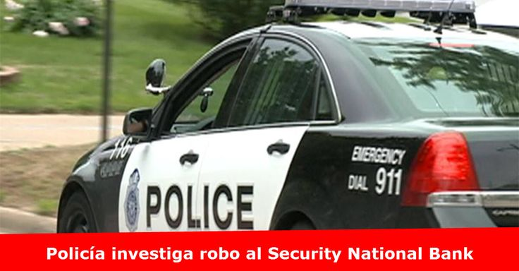 Ladrón de banco finge ser cliente antes de robo Más detalles >> www.quetalomaha.com/?p=6521