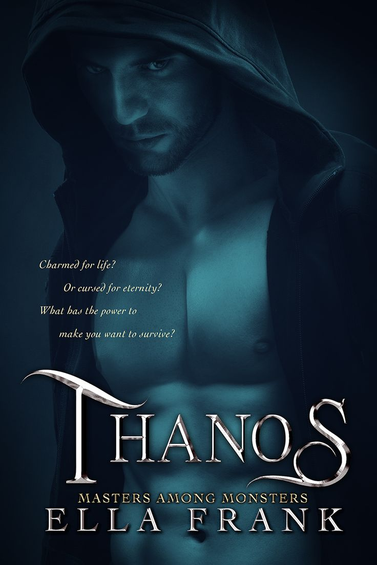 Thanos (masters Among Monsters #3) By Ella Frank