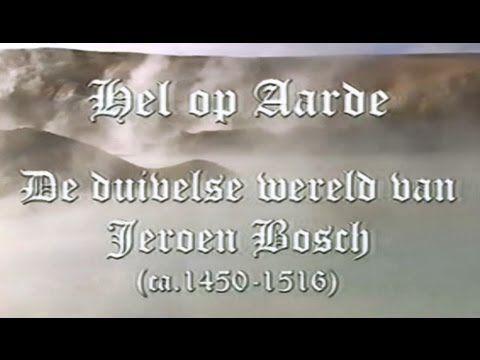 Boeiende Franse documentaire van ongeveer 50 minuten over onder meer de mogelijke invloeden van de Middeleeuwse schilder Jheronimus 'Jeroen Bosch' van Aken o...