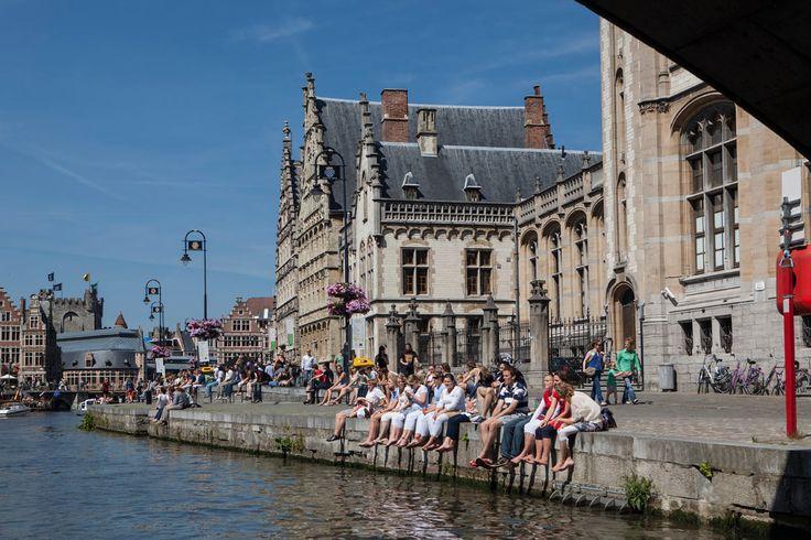 Las ciudades europeas más canallas, como Gante