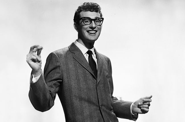 Billboard - We're Getting a Buddy Holly Hologram -- What Does His Wife Think?