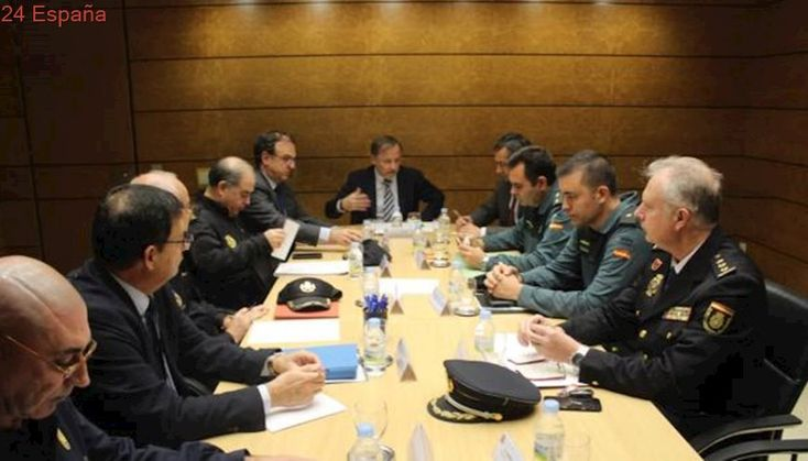 La Policía Nacional blindará la fiesta de Nochevieja y la Cabalgata de Reyes de Valencia por la alerta terrorista