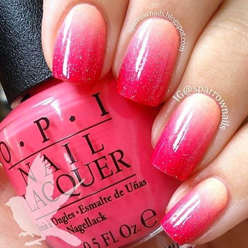 Dynamic Views Very Beautiful And Preity Nails Art Red: 17 Best Ideas About Different Color Nails On Pinterest