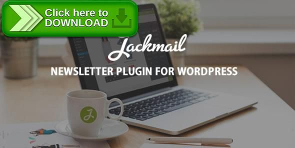 [ThemeForest]Free nulled download Jackmail Newsletters from http://zippyfile.download/f.php?id=46740 Tags: ecommerce, Automated Workflow, automation, email, email marketing, email signup, jackmail, newsletter, newsletter subscription, newsletter widget, newsletters, subscription, template, wordpress