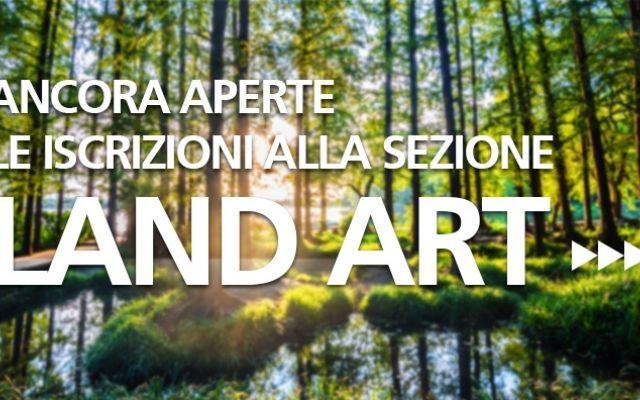 Una nuova sezione per il premio arte laguna: arte ambientale #premio #landart #land #art #arte
