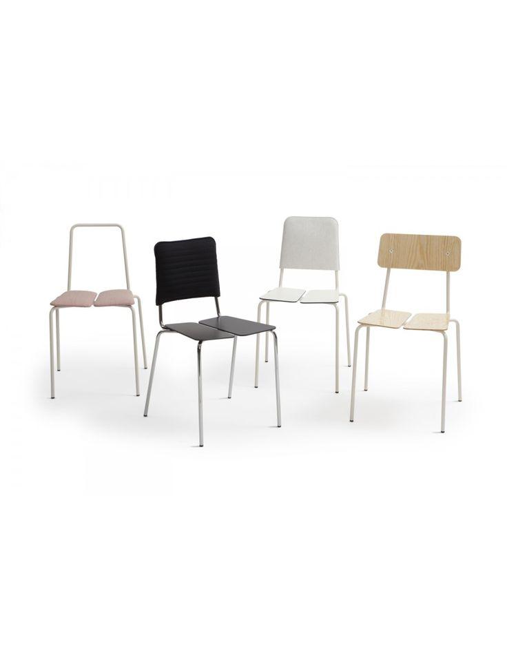 Caesar chair, designed by mottoWASABI/Yuki Abe.