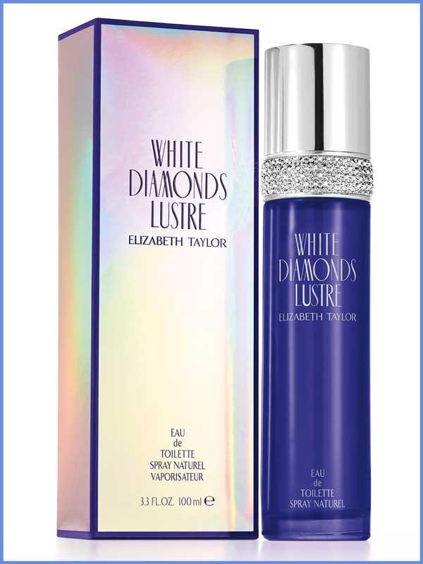 Win with Elizabeth Taylor White Diamonds Lustre
