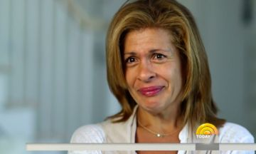 Hoda Kotb Says Motherhood Is 'Beyond A Dream' On First Day Back On 'Today' Show