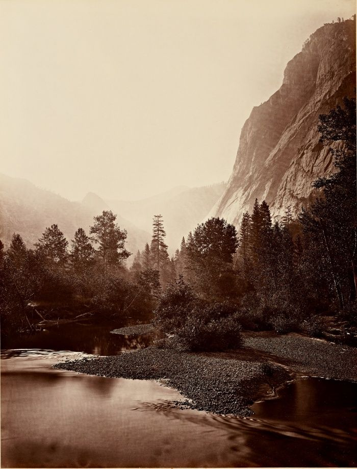 Carleton Watkins' breathtaking photographs of Yosemite from 1861 – in pictures