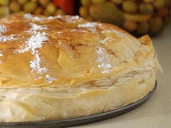 Bastilla - Cuisine Marocaine