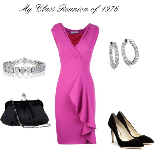 Class Reunion Outfit, created by goldieazcmd on Polyvore