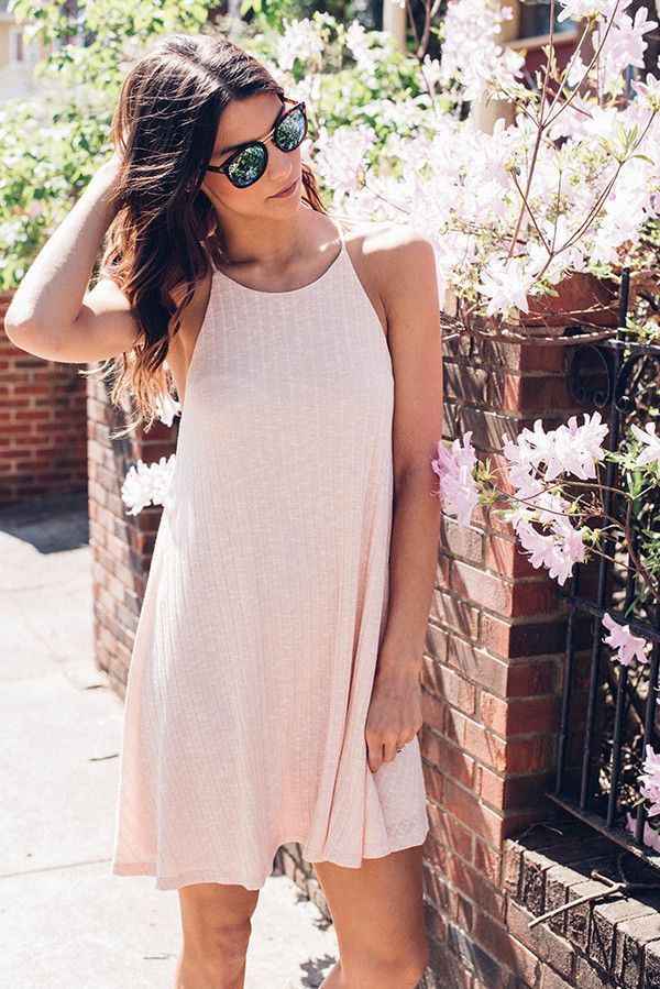 Summer time calls for a little whimsy, and this Peach Dream Summer Dress delivers whimsy at its finest. Ultra-thin straps...