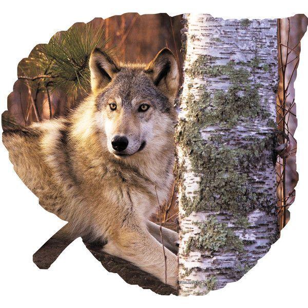 Leaf Wall Decor Metal Art Wolf Tree On MediumAspen 80 Liked Polyvore Featuring Home