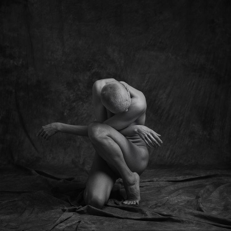 dancer and choreographer Kama scan medium format