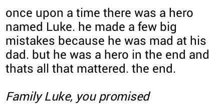 Luke Castellan he is and always will be a hero to me, and if you don't agree I hate you...