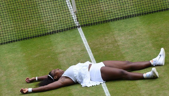 Wimbledon. Серена Уильямс выиграла 22-й «Большой шлем»   24инфо.рф