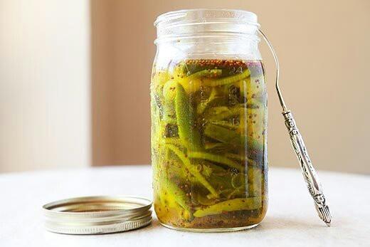 Jalapeño Bread & Butter Pickles | Americana | Pinterest