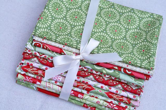 Amanda Murphy Christmas fabric