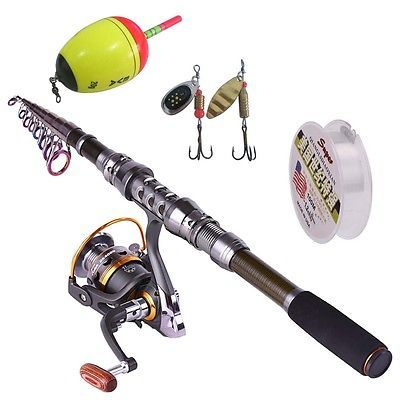 how to put a fishing rod together