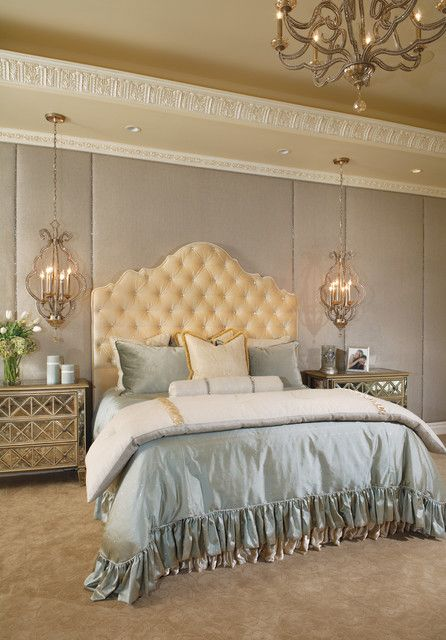 Exquisite Bed Designs Images interiorluxury victorian master bedroom interior design with standing mirror plus stripes armchair also glass Find This Pin And More On Exquisite Bedrooms