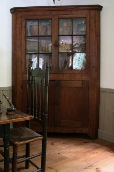 Corner Cupboard Antique Woodworking Projects Amp Plans