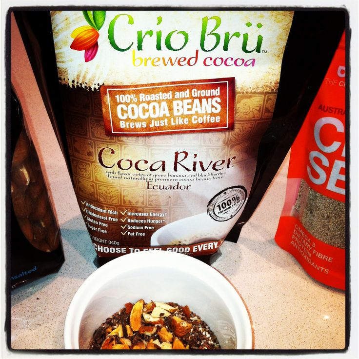 #criobru #healthy #chocolate #cocao #cocoa #dessert #coffee replacement #antioxidants www.travellingdietitian.com #TDapproved