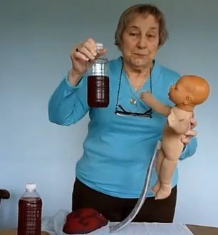 Penny Simkin on Delaying Cord Clamping.  She shows how much of his/her own blood your baby may NOT be receiving!!  It is very important to inform and request of healthcare providers (including non-emergent Cesareans).  There are many diseases and immunological benefits in waiting for the cord to stop pulsating!  Ask your Dr./Midwife about waiting.
