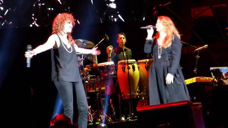 Fiorella Mannoia & Noemi - L'amore si odia Live @ Arena di Verona