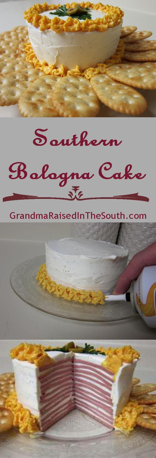 pescheria bologna cake - photo#7