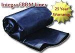 EasyPro Integra 30 Mil EPDM Pond Liner 10 x 10